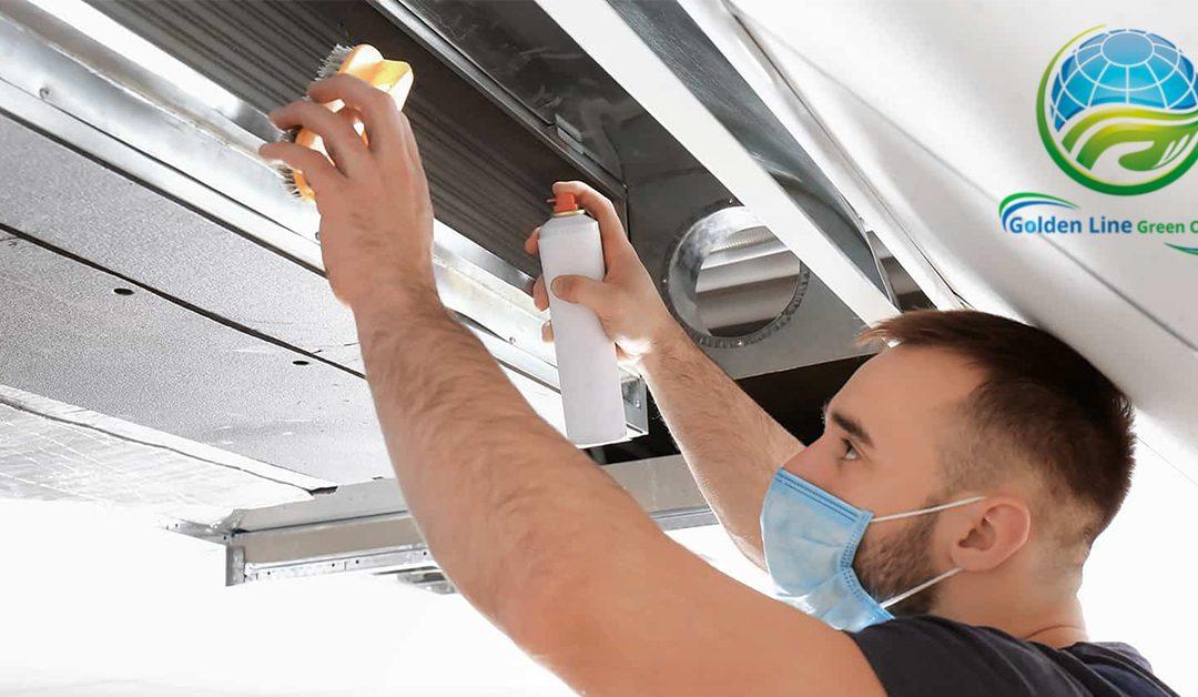 Indoor air quality and air duct cleaning