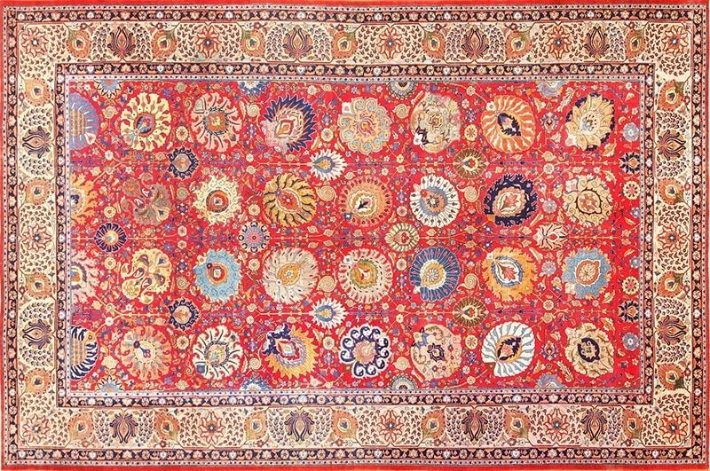 Handmade Rugs & How To Identify Them (Infographic)