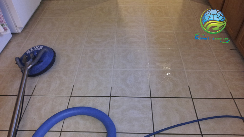 How Do Professionals Clean Tile and Grout?